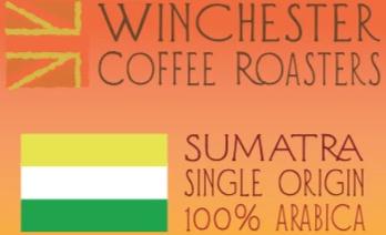 Sumatran Coffee Label