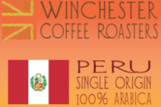 Peru Tunki Coffee Label
