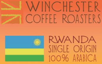 Rwanda Coffee Label