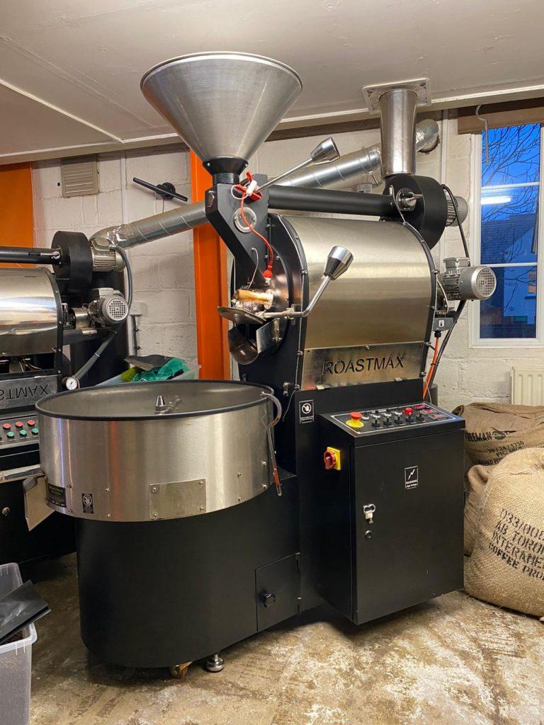 15kg coffee roasters