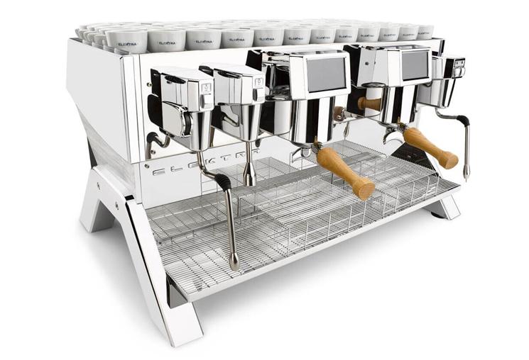 Elektra INDIE Coffee machine profile