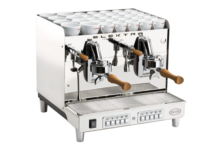 Elektra Sixties Coffee machine front