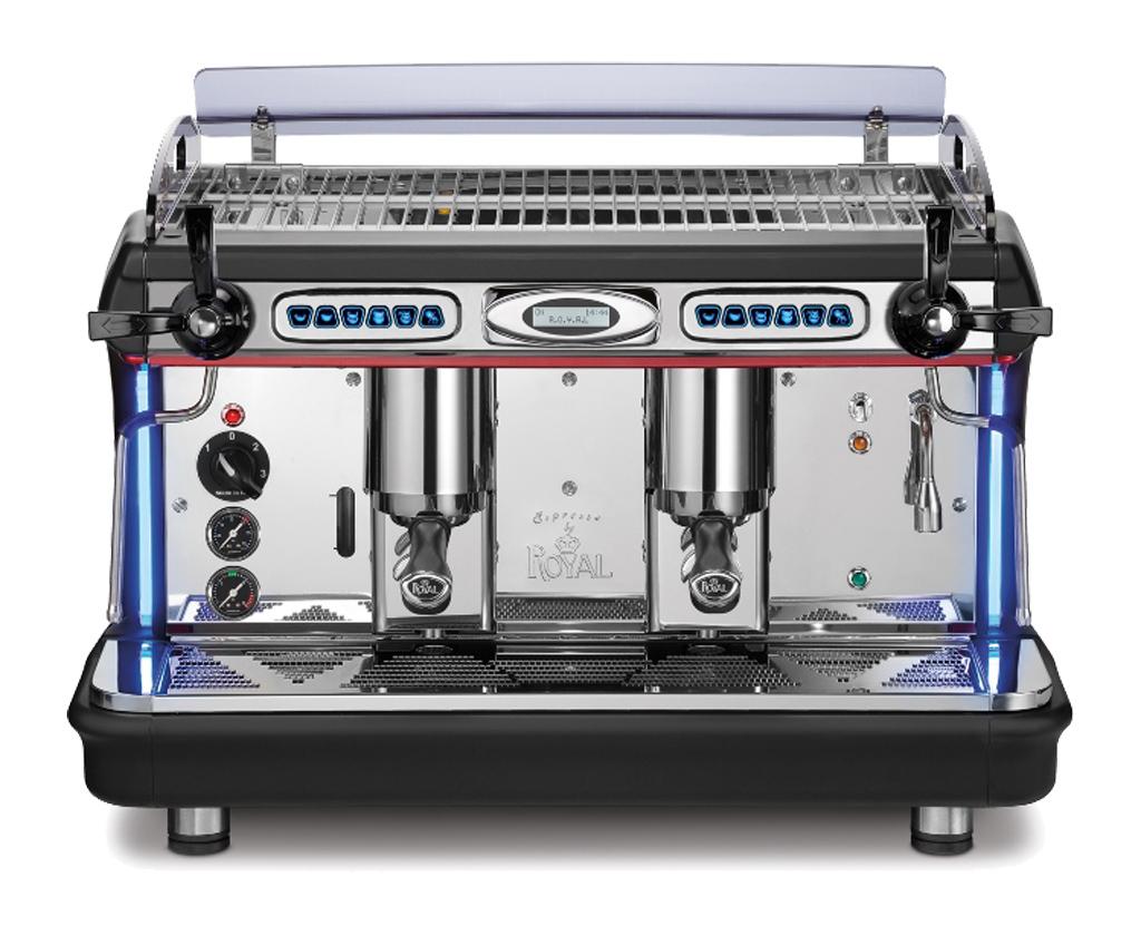 Royal Synchro T2 Espresso Machine